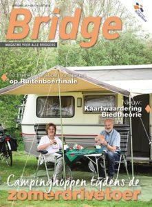 Bridge magazine cover juni 2018