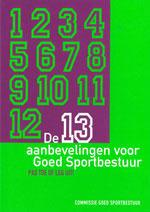 Aanbevelingen Goed Sportbestuur
