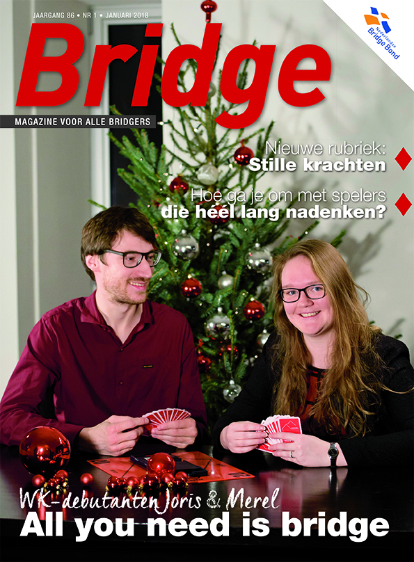 Bridge Magazine januari 2018