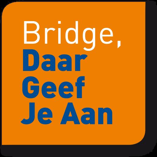 Bridge, daar geef je aan