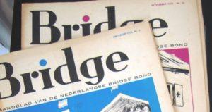 Tweedehands bridgebladen