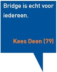 Denken en Doen citaat Kees Deen