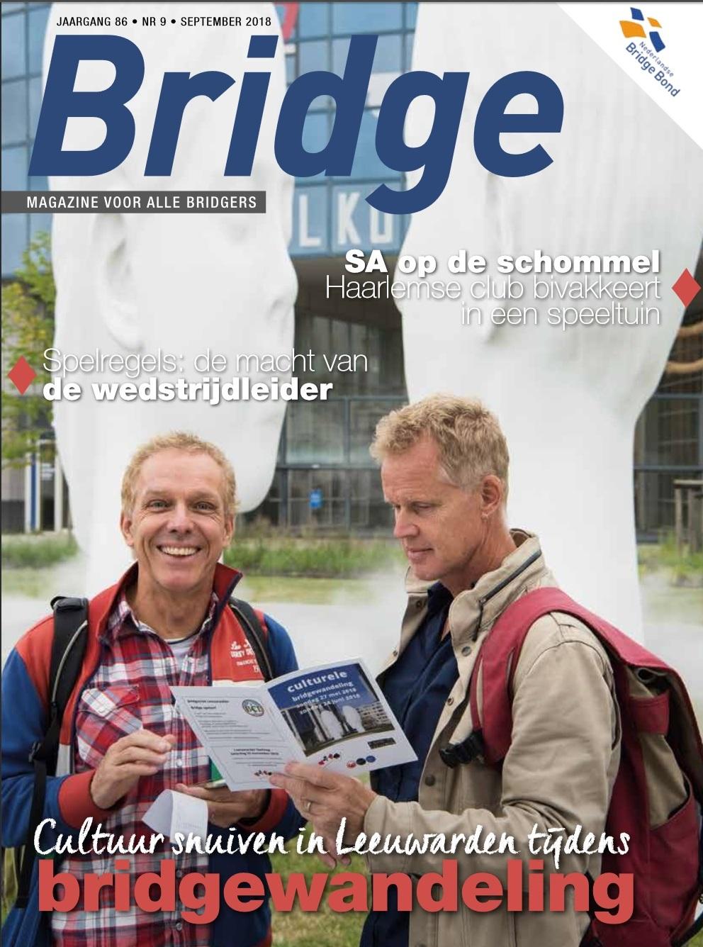 Bridge Magazine september 2018