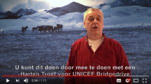 UNICEF Harten Troef drive Berry Westra
