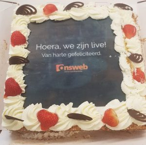 Taart vernieuwde bridge.nl live!