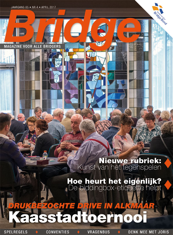Bridge Magazine april 2017