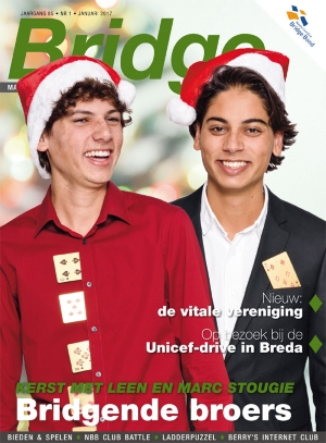 Bridge Magazine januari 2017