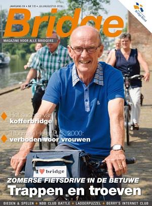 Bridge Magazine juli en augustus,zomer 2016