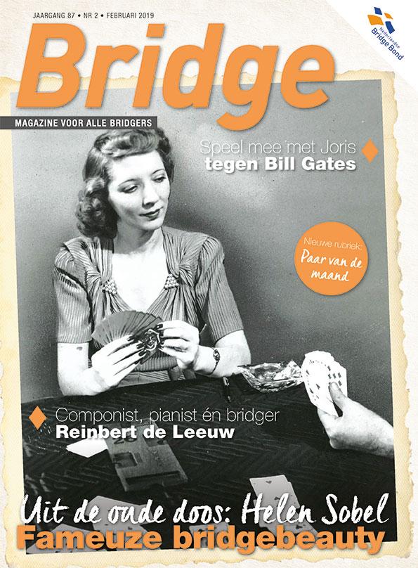 Magazine Bridge Cover februari 2019
