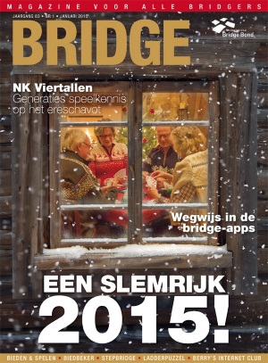 Bridge Magazine januari 2015