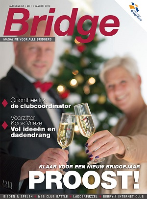 Bridge Magazine januari 2016