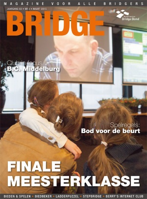 Bridge Magazine maart 2015