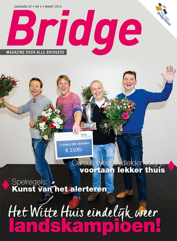 Magazine Bridge Cover maart 2019