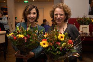 Bondsklasse B 2019 Marieke van den Bosch en Cécile Soethout