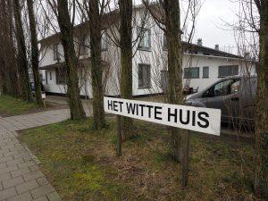 Het Witte Huis in Amsterdam