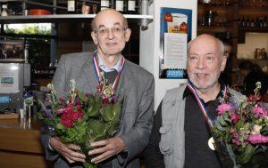 NK Senioren Paren 2019 winnaars
