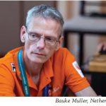 #TeamNL Bridge Open wint IMSA! Bauke Muller