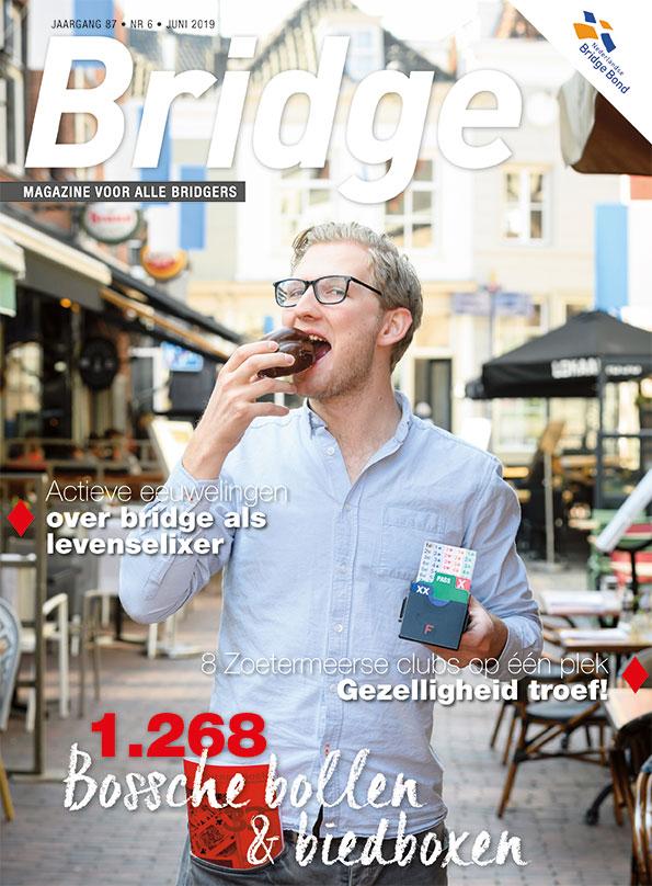 Magazine Bridge Cover juni 2019