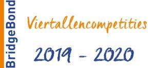 Viertallencompetities 19-20