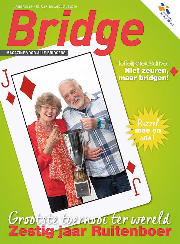 Magazine Bridge Cover zomer 2019
